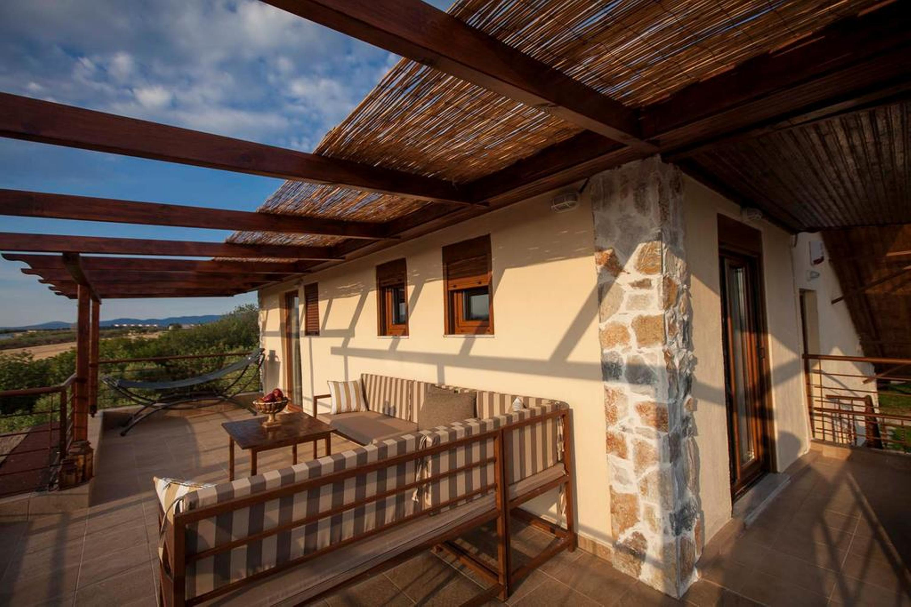 All villa can be booked in New moudania Halkidiki