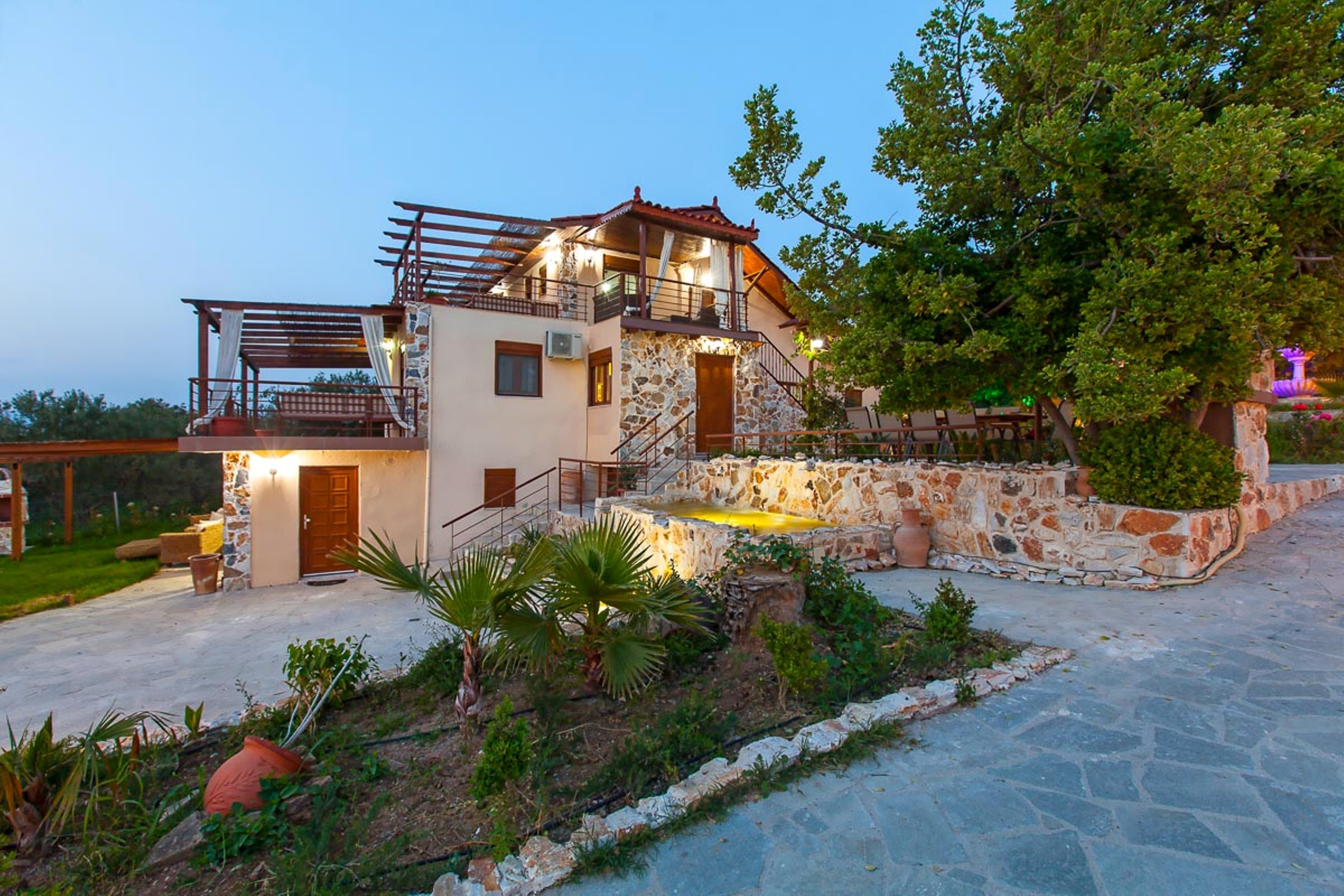 Welcome to villa Laskari Chalkidiki !